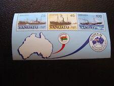 VANUATU - timbre yvert/tellier bloc n° 6 n** MNH (COL4)