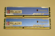 8GB Kingston HyperX Blu. DDR3 Memory PC3-10666 1333MHz CL9 (2x KHX1333C9D3B1/4G)