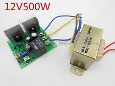 Inverter Driver Board Power Module Drive 500W Core Transformer DC 12V To 220V