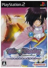 Used PS2 Tales of Destiny Director's Cut NAMCO   SONY PLAYSTATION JAPAN IMPORT