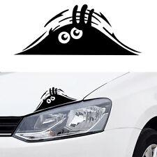 1 New Peeking Peering Monster Funny Car Truck Vinyl Window Decal Sticker Emblem