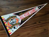 Vintage 1994 Baseball MLB Pittsburgh Pirates All Star Game Pennant 30""
