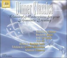 Dinner Classics / Various : Dinner Classics Classical Composers Cd