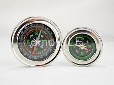 Brujula De Metal Sellada Small Or Large Compass Stainless Steel De Acero