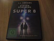 SUPER 8 DVD STEVEN SPIELBERG ELLE FANNING JOEL COURTNEY RYAN LEE KYLE CHANDLER