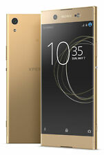 "New Imported Sony Xperia XA1 Dual SIM 4G LTE 32GB 3GB 5"" 23MP 8MP Gold"
