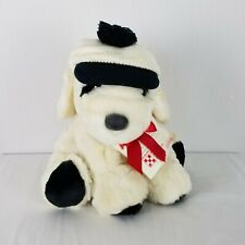 Woman's World Purina Adopt A Pup plush puppy with hat