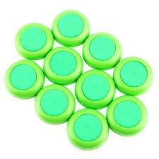 10pcs Disc Green Toy Gun Refill Bullet Darts For All NERF VORTEX Blaster Series