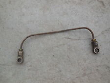 Porsche 356 / A/ B Drum Brake Bridge Line With Banjo Fittings ATE  # 16  C#50B