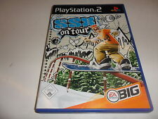 Playstation 2 ps 2 ssx on tour
