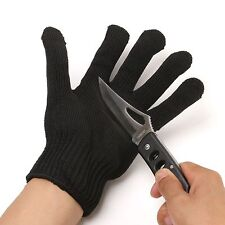 1Pcs Fishing Polyester & Stainless Steel Fillet Cut Resistant Glove OUTDOOR BH,