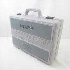 Super Famicom Carrying Case Nintendo JAPAN Video Game 2262