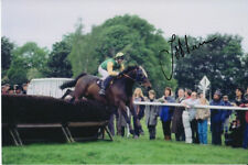 JOHN FRANCOME DONT TOUCH HAND SIGNED 6X4 PHOTO.
