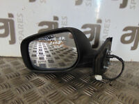 TOYOTA YARIS SR 2008 PASSENGER SIDE FRONT DOOR MIRROR