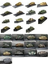 De Agostini/Atlas Tanks/Tank/Army/ARMY WWII-SCALE (1:72) - Choose: