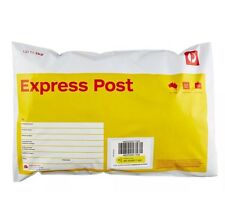10 X 1KG EXPRESS POST PREPAID SATCHEL