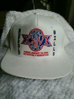 Buffalo Bills Super Bowl 1992 Metrodome Minneapolis Cap