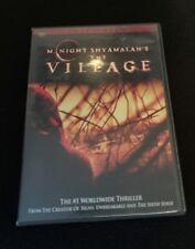 M. Night Shyamalan's The Village DVD Full Screen