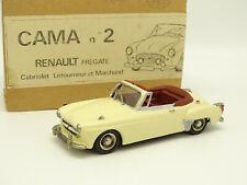 Cama Kit Montado 1/43 - Renault Fragata Cabriolet Letourneur y Vendedor