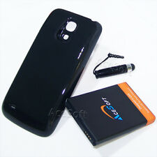 6300mAh Extended Life Battery Back Cover for Samsung Galaxy S4 Mini L520 i9190