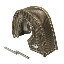 TITANIUM TURBO BLANKET T25 HEAT SHIELD COVER Fit For Motorcycle Honda Civic CRX