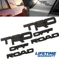 4 Runner For 2000-2018 TRD Off Road  Racing Development 3D Letter