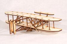 Wright Flyer LASER CUT modello