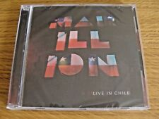 CD Double: Marillion : Live In Chile : Santiago 2016: Sealed