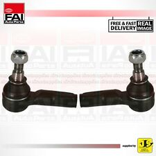 2X FAI TIE ROD END SS2603 FIT MERCEDES BENZ SPRINTER VW CRAFTER 30-35/50 2.0 2.5