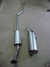 Citroen Xsara Picasso 1.6 8V 02- Centre & Rear Exhaust Silencer Muffler