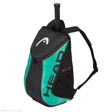 HEAD TOUR TEAM BACKPACK 2020 BLACK / TEAL IDEAL FOR TRAVEL OR GYM FREE UK POST