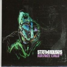 (BZ542) Strawhouses, Runaway Child EP - DJ CD