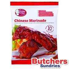 Cooks Choice Chinese Marinade/Seasoning/Flavoring/Glaze/Meat Rub 60 Grams