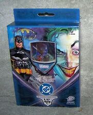 VS SYSTEM TRADING CARD GAME DC COMICS BATMAN VS THE JOKER STARTER SET