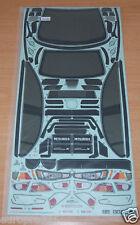 Tamiya 58437 Mitsubishi Lancer Evo X/TT01E/DF03Ra, 9495589/19495589, Decals, NIP