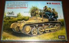 Maquette 1:35 German 2cm Flak 38 auf Pz.Kpfw I Flakpanzer I w/resin #MQ-3574