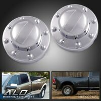 For 2011-2016 DODGE RAM 3500 1-TON Dually Rear Alcoa Alloy Wheel Center Caps