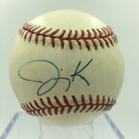 Jimmy Key Signed Autographed Official American League Baseball