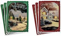 Hallmark Thomas Kinkade Card Assortment (6 Cards w/Envelopes,2 Designs)