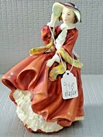 """Royal Doulton Figurines """"top of the hill"""" HN 1834~Corp 1937~7 1/8'' T"""