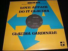 CLAUDIA CARDINALE<>LOVE AFFAIR<>45 RPM, RARE LP Vinyl~Canada Pressing<>ON-401