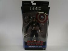 Hasbro Marvel Legends Civil War Captain America, Giant Man Series
