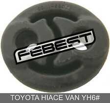Exhaust Pipe Mounting Bracket For Toyota Hiace Van Yh6# (1982-1988)