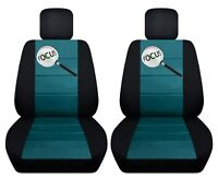 Fits 2012-2018 Ford Focus LW sedan/Hatch  front set car seat covers with design