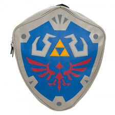 Nintendo Zelda Hylian Shield Triforce 3D Backpack Link Ganondorf Groose fnt