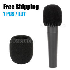 Windscreen Microphone Sponge Foam Pop Filter For SHURE SM57 SM 57 Mic Windshield