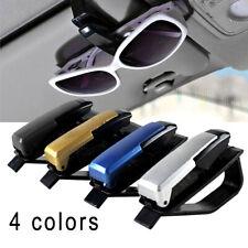 1x Car Sun Visor Clip Holder Sunglasses Glasses Card Tickets Storage Accessories