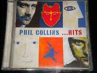 Phil Collins - Hits - CD Album - 1998 - 16 Great Tracks