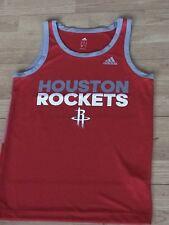 NWT Houston Rockets Adidas Jersey NBA Swingman Blank Basketball Mens Size S
