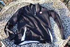 Castelli Cycling Jacket XL Black Women's